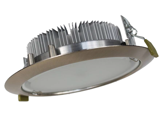 Downlight LED 23cm Redondo 22W chip CREE
